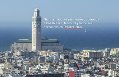 Morocco office opeining - inspire teaser